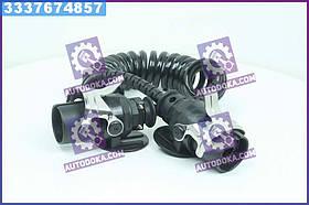 Кабель электрический полиуретан ABS 5-контактный 24V 4, 5 м <ДК>  05RF0201