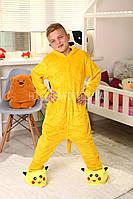 Костюм кигуруми пижама Пикачу для детей и взрослых