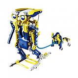 Конструктор робот SOLAR ROBOT PRO Animals на солнечной батарее интерактивный набор 11 в 1, фото 6