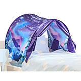 Детская палатка мечты Dream Tents ФИОЛЕТОВАЯ, фото 2