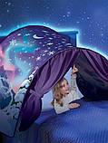Детская палатка мечты Dream Tents ФИОЛЕТОВАЯ, фото 6