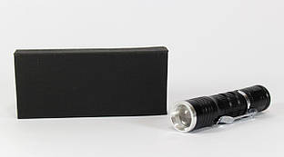 Фонарик яркий BL 851 - 1 / светодиодный малогабаритный фонарь