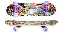 Скейтборд дитячий 60×15 Скейт детский