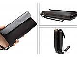 Кожаный клатч BEXHILL  Bx3016C, фото 2