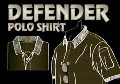 Футболка Defender Polo, фото 2