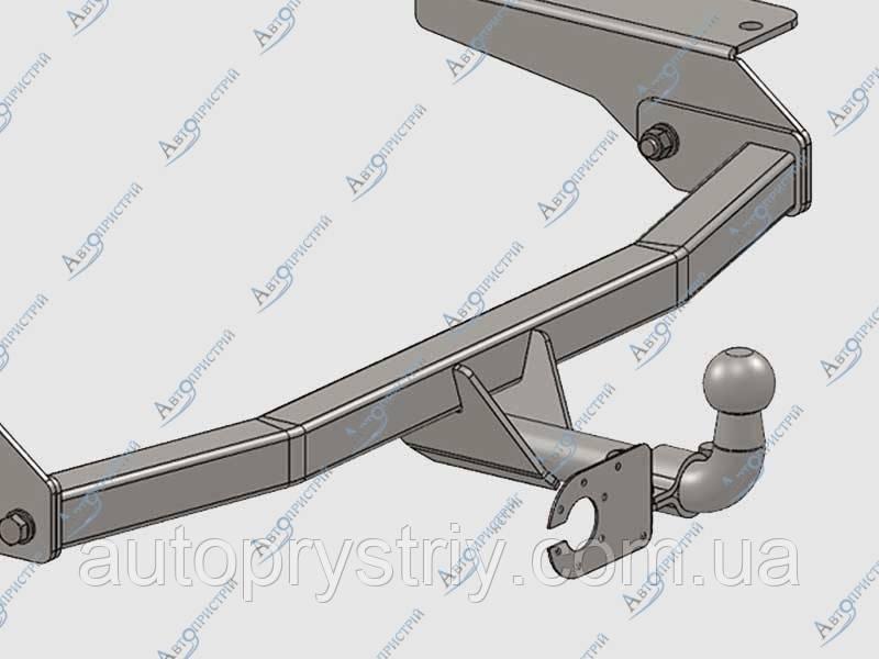 Фаркоп сварной усиленный Chevrolet Aveo Хэтчбек (2008--)