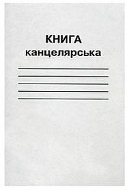 Книга канцелярська А4 48 клітина КВ-1 Бріск