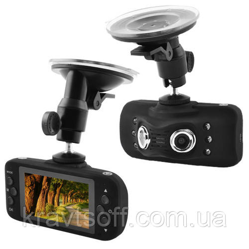 """Автомобильный видеорегистратор F11, LCD 2.7"""", Original, Dual optics, 1080P Full HD"""