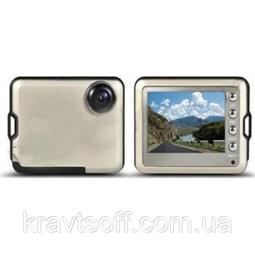 """Автомобильный видеорегистратор 260, LCD 2.4"""", 1080P Full HD, металлический корпус"""