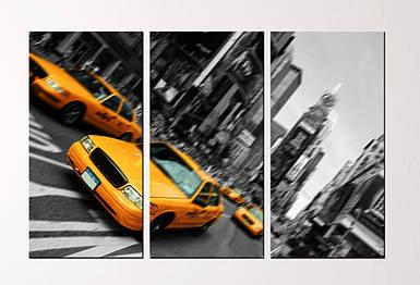 "Модульная картина ""New York"""