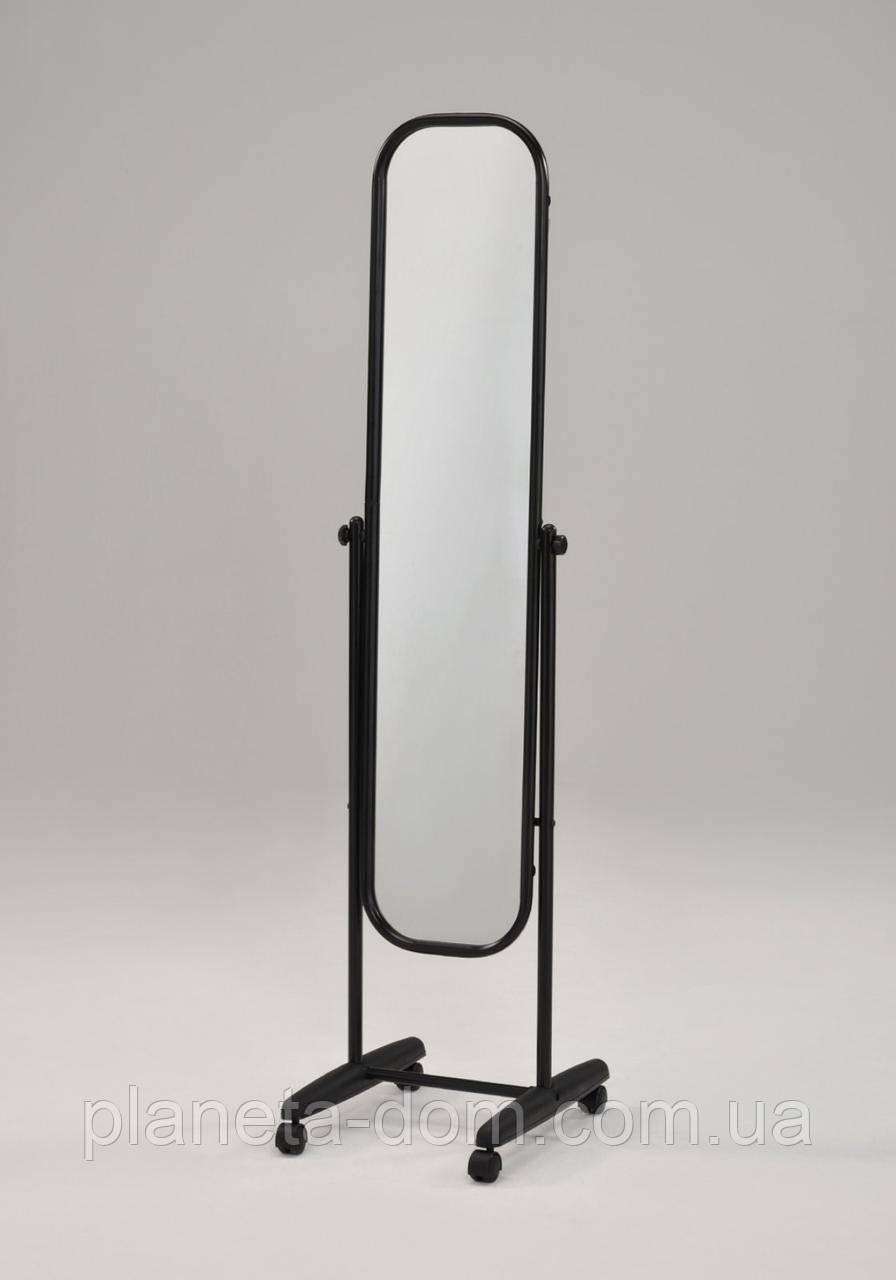 Зеркало напольное металлическое 9119