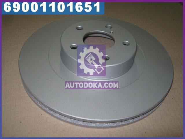 Диск тормозной Subaru LEGACY 05- (производство  Jakoparts)  J3307015