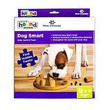 Интерактивная игрушка-головоломка для собак Dog Smart Composite Outward Hound Nina Ottosson, фото 2