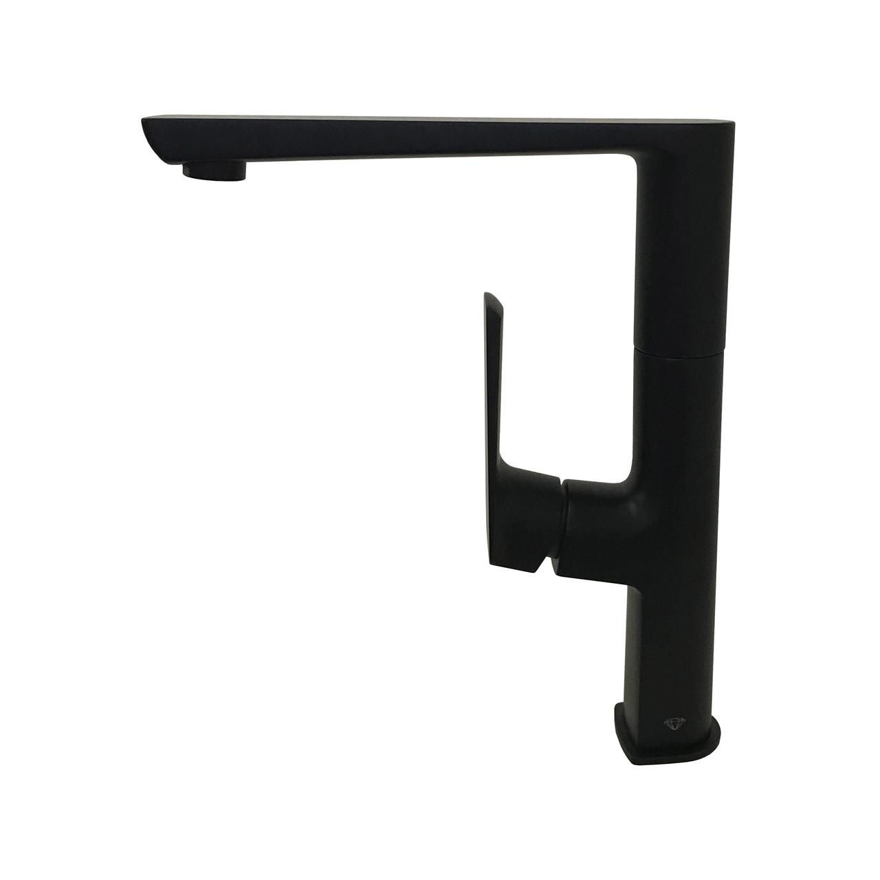 Смеситель для кухни TOPAZ LEXI TL 21401-H57-BB черный