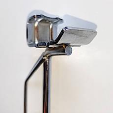 Крючок одинарный с ценникодержателем на штангу  300 мм, фото 3