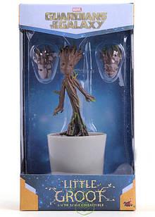Фигурка Haocaitoy Baby Groot Guardians of the Galaxy Стражи Галактики 13см GoG 99