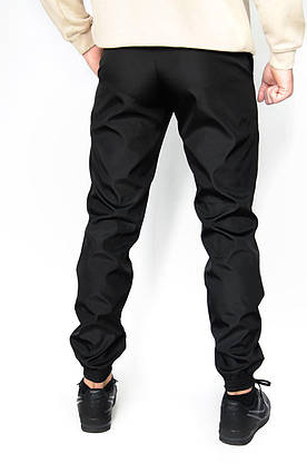 Спортивный костюм Nike мужской Найк синий черный + Барсетка в Подарок, фото 3