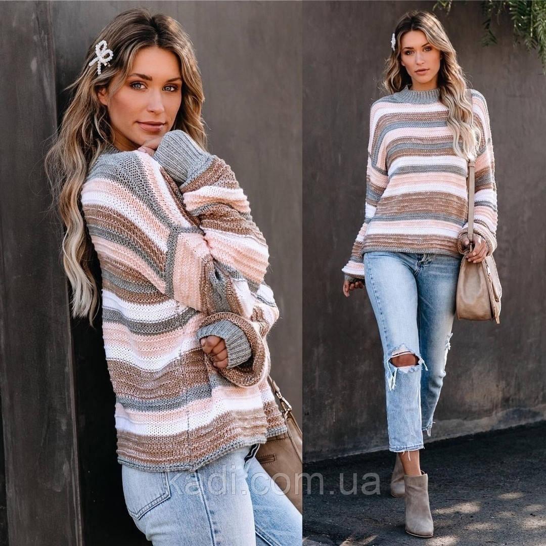 Вязанный свитер / арт.3005