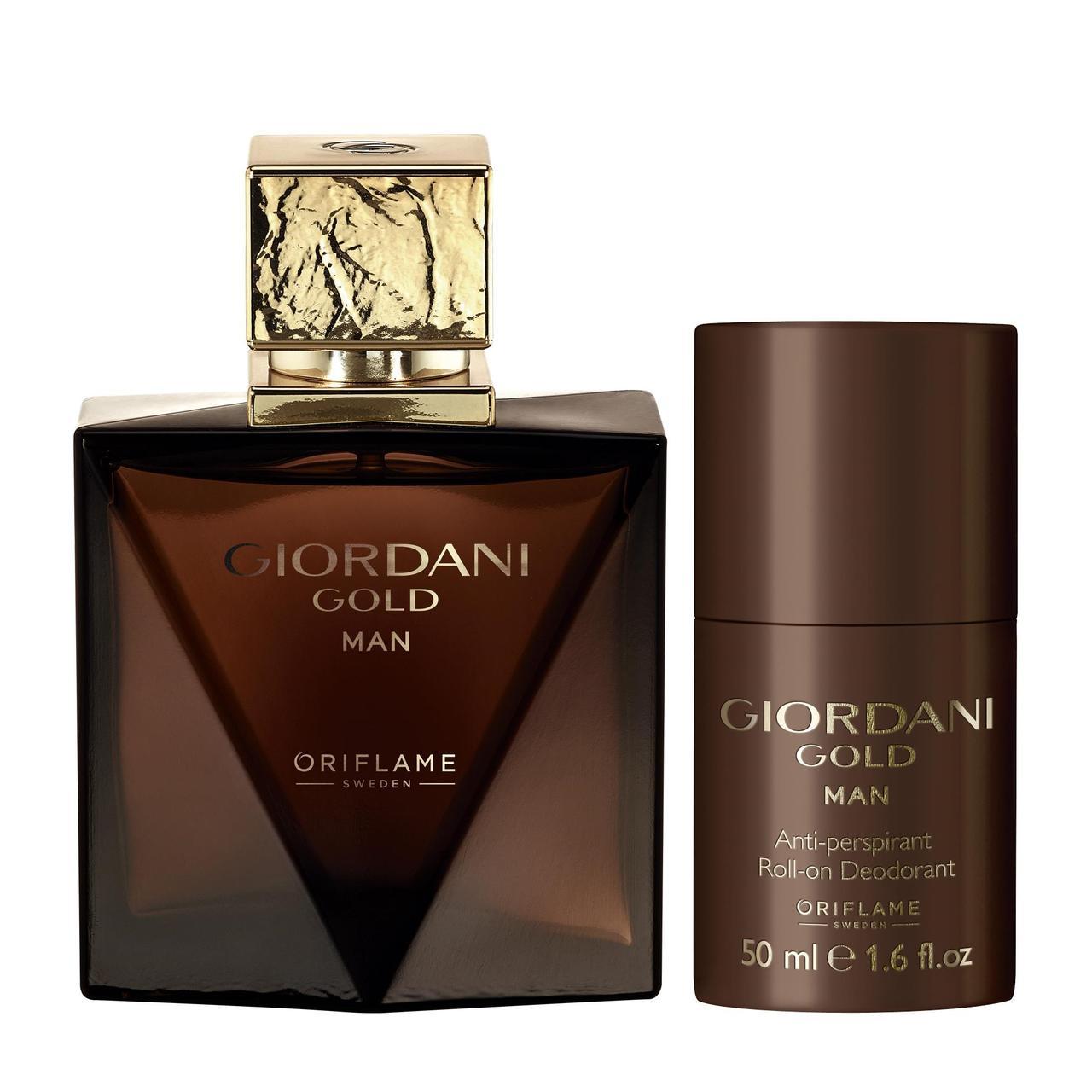 Набор Giordani Gold Man Oriflame
