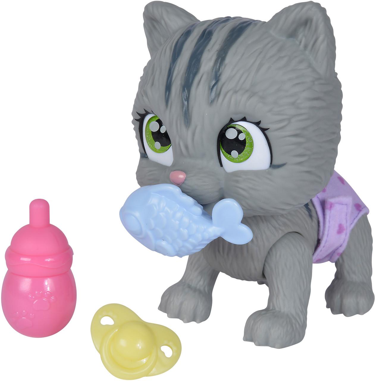 Кошечка игрушечная Чичилав Pamper Petz Котенок с сюрпризами Chi Chi Love Simba 5953051