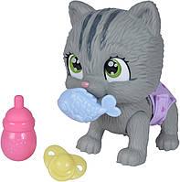 Кошечка игрушечная Чичилав Pamper Petz Котенок с сюрпризами Chi Chi Love Simba 5953051, фото 1