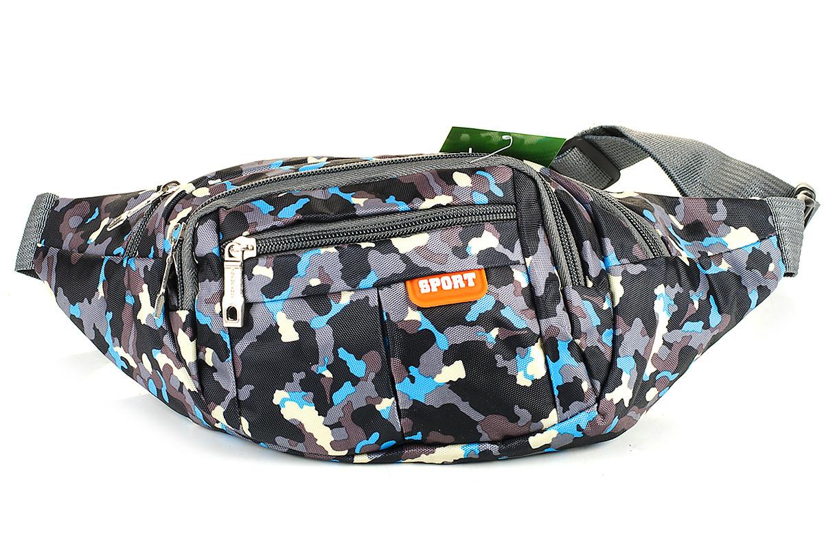 Поясная сумка Casa Familia S10-265-18 azure