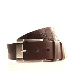 Ремень Lazar коричневый L40Y1W11 105-115 см