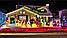 Гирлянда 500LED (ЧП) 32м Микс (RD-7137), Новогодняя бахрама, Светодиодная гирлянда, Уличная гирлянда, фото 6