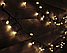 Гирлянда 100LED 10м (Ø 3,3) (флеш) (контрол.220V), Новогодняя бахрама, Светодиодная гирлянда RD-7097, фото 6