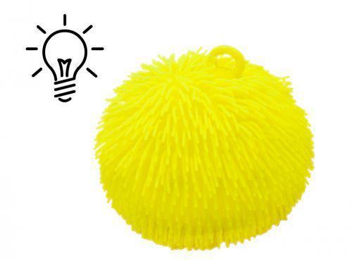 Гигантский волосатый шар, 20 см, желтый  SV114 (TC148252)