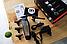 Профессиональная машинка для стрижки волос Gemei GM 6025 | триммер для волос, фото 8