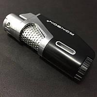 Зажигалка газовая Ronson (Black) Space Jet Flame, 13005