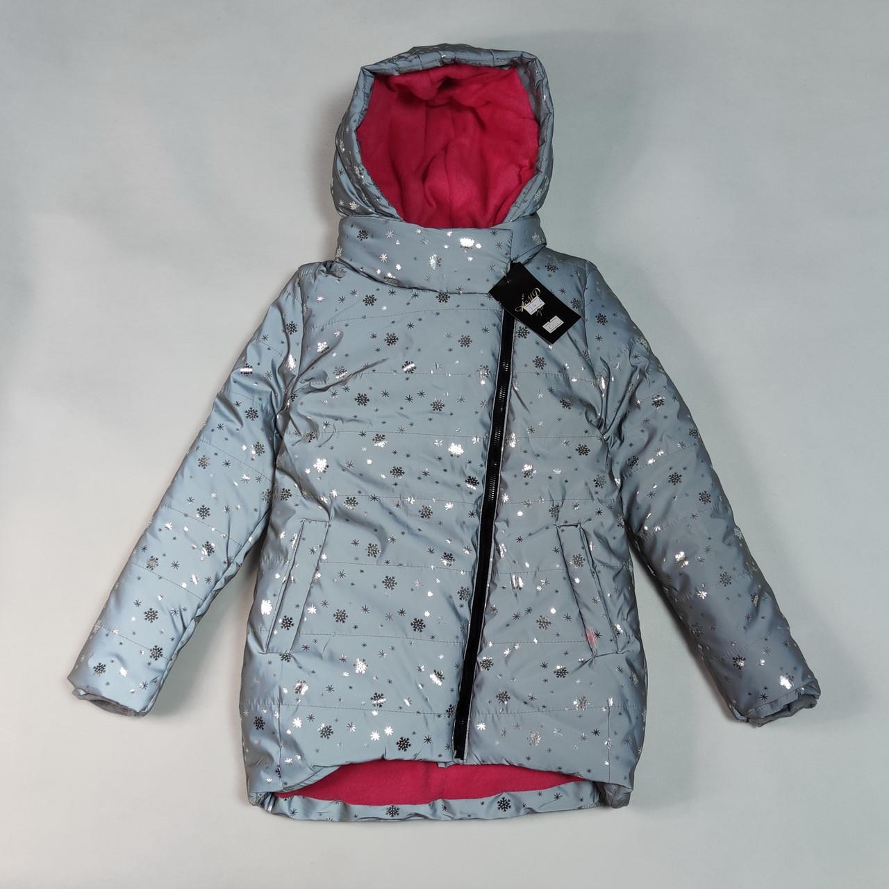 Демисезонное пальто, куртка для девочки зима