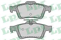 Тормозные колодки задние Мазда 3 BK 2003-->2009 LPR (Италия) 05P1236