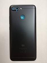Задняя крышка Xiaomi Redmi 6 Black