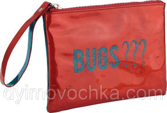Косметичка Kite 1 отд. Fashion голубой K19-615-1