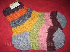 Шкарпетки дитячі футболки ручної роботи, р. 31-33