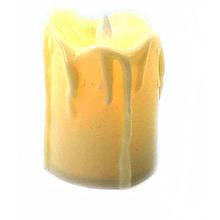 Свеча с Led подсветкой набор 3 шт