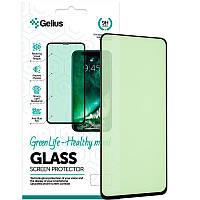 Защитное стекло Gelius Green Life для Xiaomi Redmi Note 9 Black
