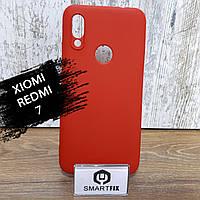 Силиконовый чехол для Xiaomi Redmi 7, фото 1