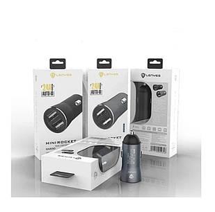 Автомобильное зарядное устройство Lenyes CA830 2 USB 2.4A