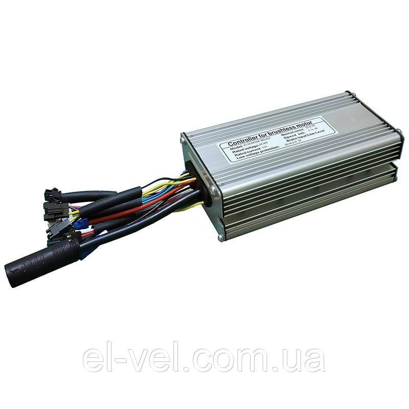 Контроллер KUNTENG KT3622A 36В 500Вт для LCD+ включение света
