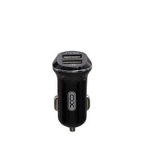Автомобильное зарядное устройство XO CC13 2 USB 2.4A