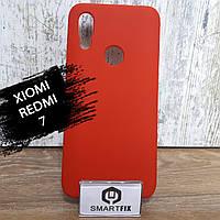 Силиконовый чехол для Xiaomi Redmi 7 Wave