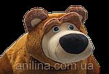 """Мягкая игрушка Медведь из м/ф """"Маша и медведь"""", фото 3"""