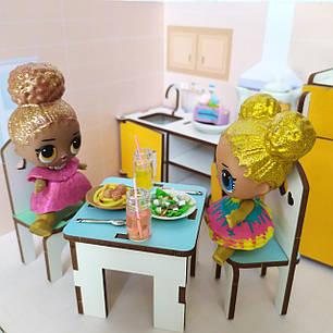 LOLBOX Кухня + обои, фото 2