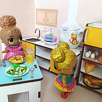 LOLBOX Кухня + обои, фото 3