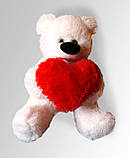 Мягкая игрушка Медведь с сердцем, фото 2