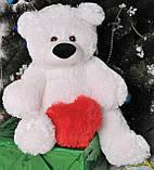 Мягкая игрушка Медведь с сердцем, фото 4