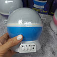 Ночник-Проектор звездного неба вращающийся Star Master Dream Rotating Projection Lamp, фото 4
